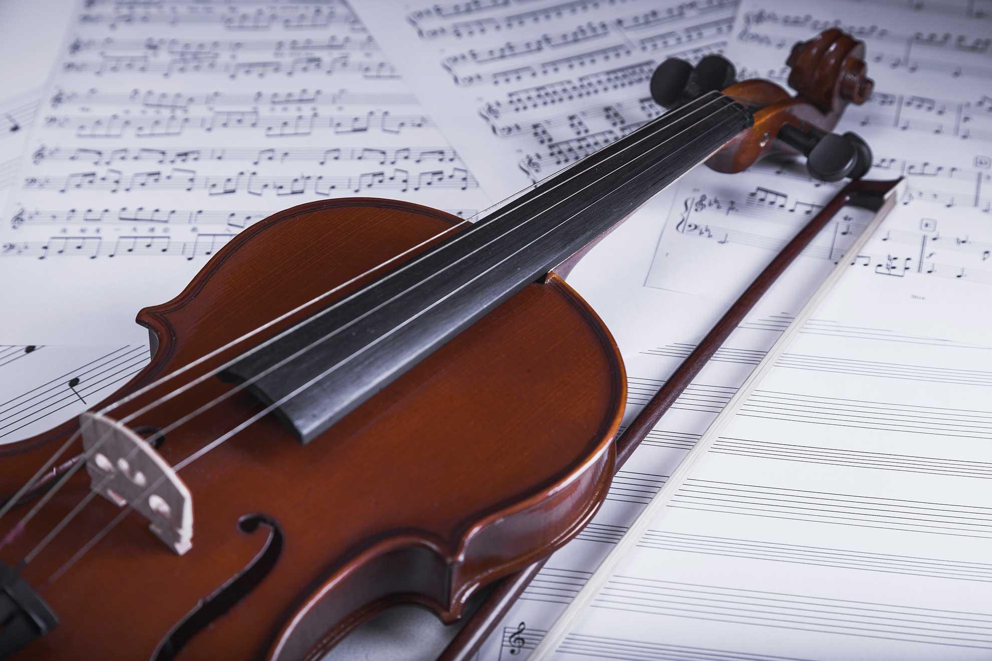 Orchestral Strings VIOLINS & VIOLAS