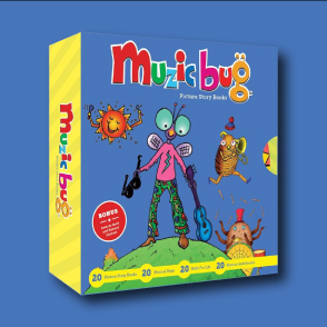 Muzic Bug- Book Set