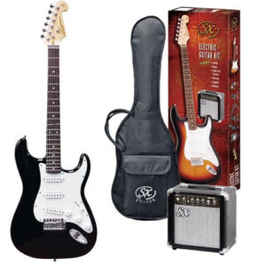 SX Electric Guitar and Amp Pack