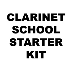 Clarinet Care Kit Accessory Pack