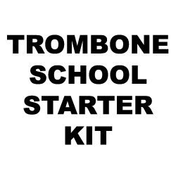 Trombone Care Kit Accessory Pack