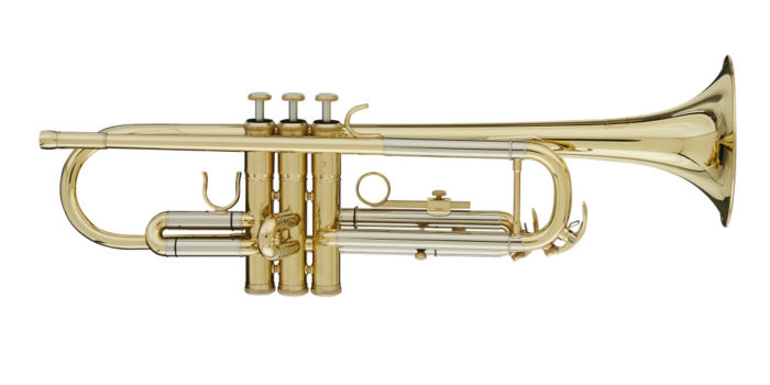 Blessing USA trumpets